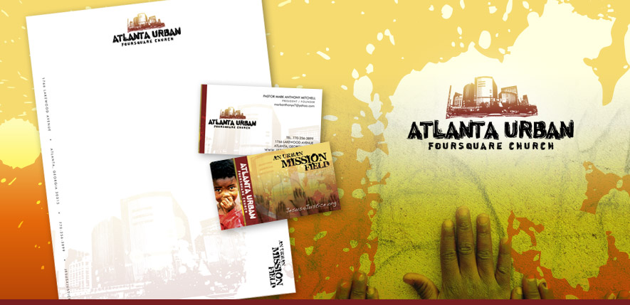 Graphic Design – Atlanta Urban Church